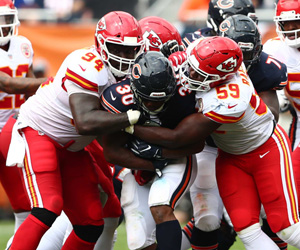 Betting the Sunday Night Football odds: Chiefs battle Bears in a Windy City Week 16 war | News Article by Sportshandicapper.com