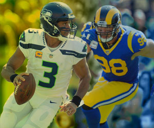 NFL betting kicks off in Week 5 with LA Rams at Seattle Seahawks odds | News Article by Sportshandicapper.com