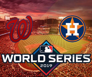 Washington Nationals vs Houston Astros: Who's the best bet for the World Series odds? | News Article by Sportshandicapper.com