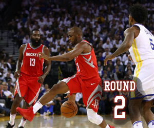 Round 2 of NBA Playoffs is packed with betting profits | News Article by Sportshandicapper.com